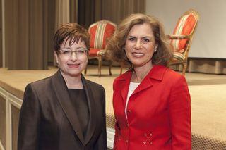 Carol Tome & Lori Kilberg