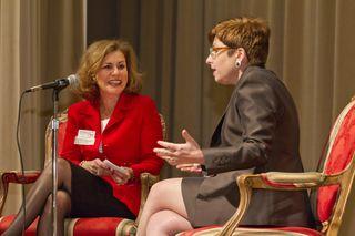 Lori Kilberg Interviews Carol Tome