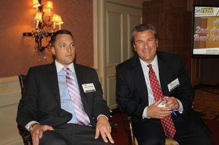 Bob Simons Hartman Simons 2nd Annual Retail Summit Andre Koleszar Regency Centers