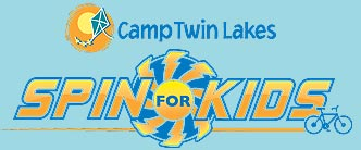 Camp twin lakes spin for kids