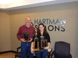 Summey Orr Rachelle Jones AALA Spirit Award Hartman Simons Commercial Real Estate Blog